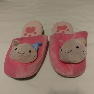 Cute animal slippers